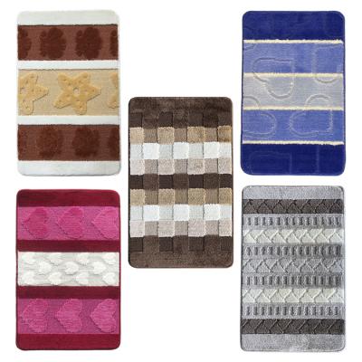 Подбор ковриков для ванной